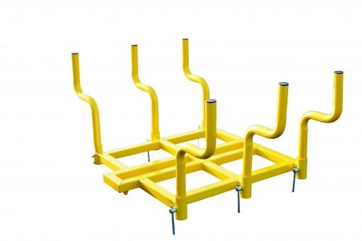 BAMATO Rungenaufsatz für Raupendumper MTR-500, MTR-500H und MTR-500PRO