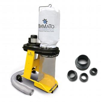 BAMATO Absauganlage AB-550 inkl. Adapter Set