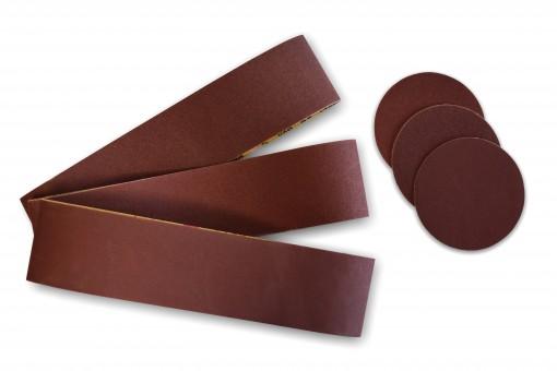 BAMATO Schleifband & Schleiftellerset für BDTS-900