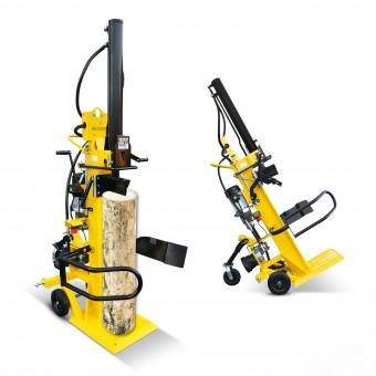 BAMATO Holzspalter mit Elektro- und Zapfwellenantrieb HO-22EP