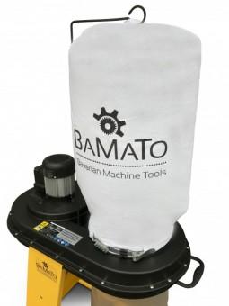 Bamato Bamato Absauganlage Ab 550 Inkl Zubehör 5 Spänesäcke Bavarian Machine Tools